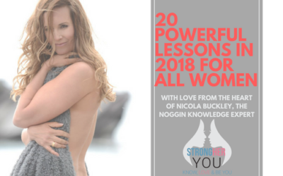 20 Powerful Lessons in 2018 for All Women