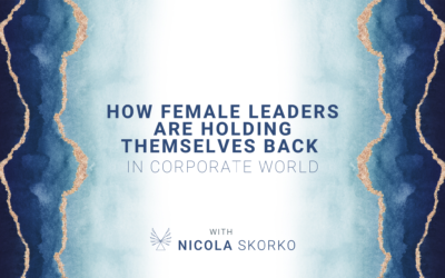 How Female Leaders are Holding Themselves Back in Corporate World